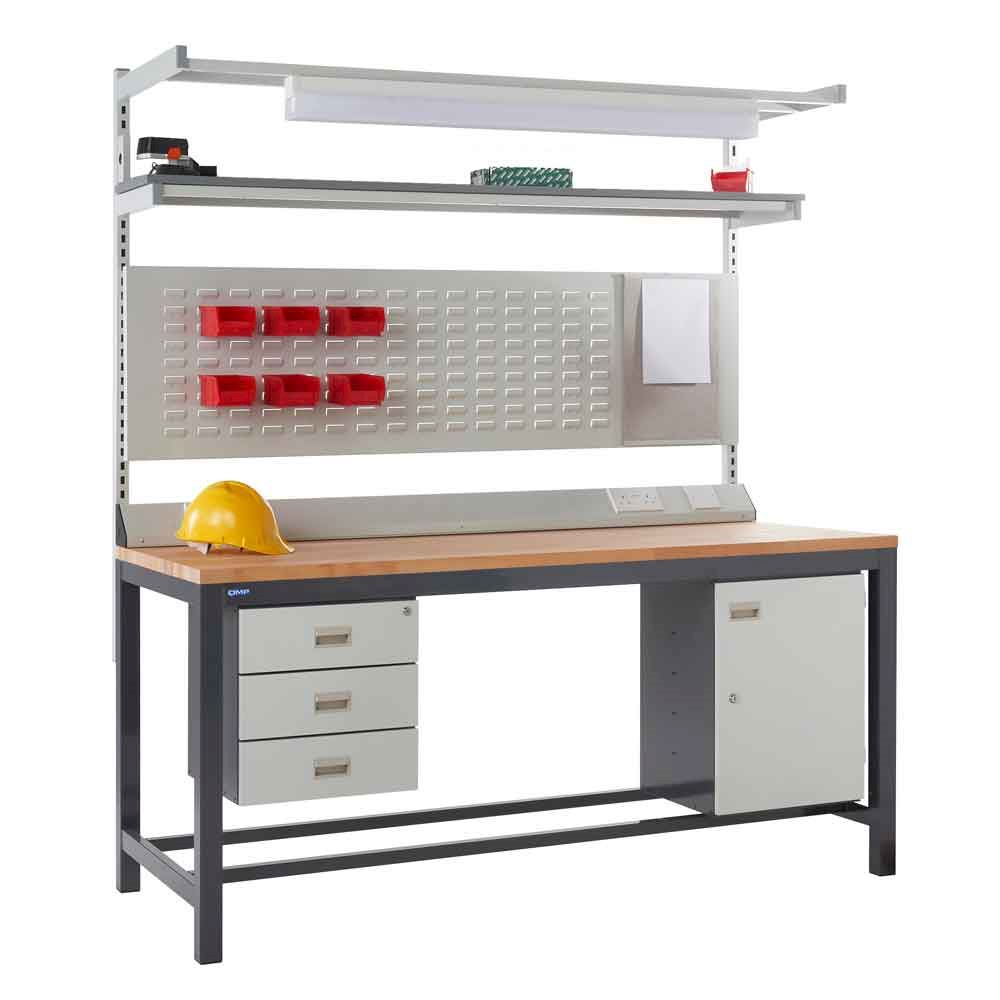 Heavy Duty Workbench Kit Unit