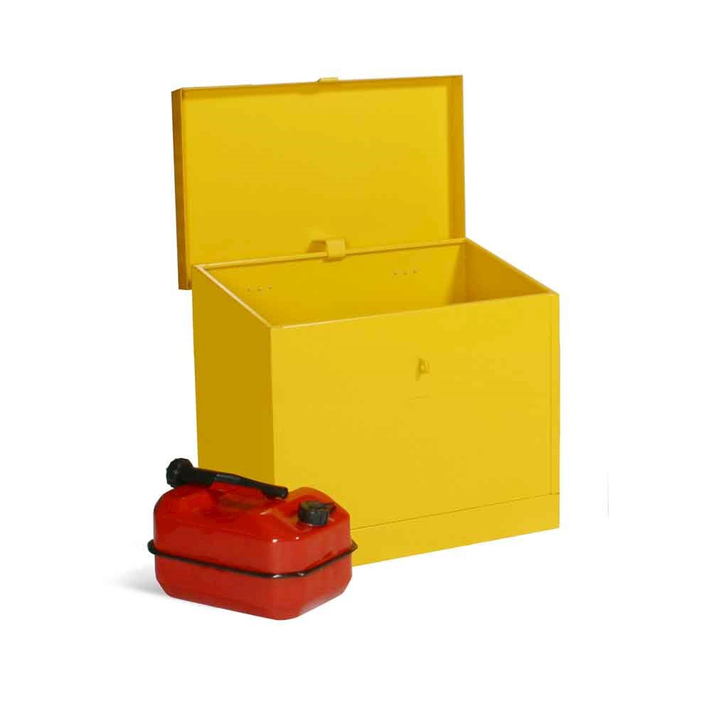 Hazardous Floor Chest with Sloping Top 510H by Elite