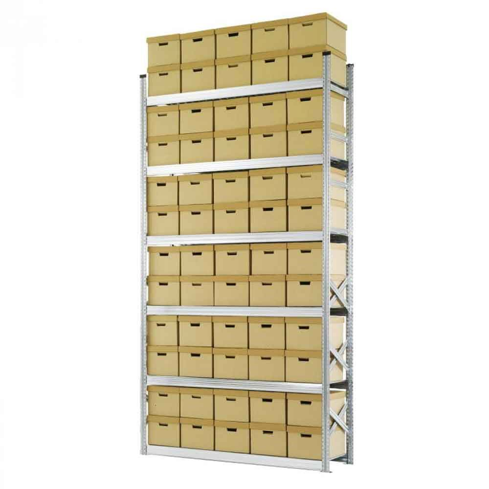 Archive - It Box Shelving 60 Boxes