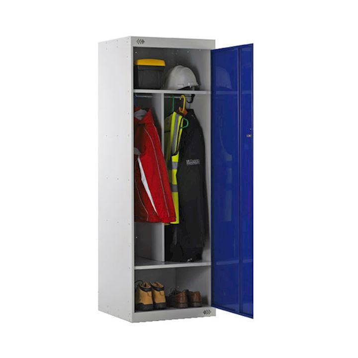 Crew locker with 4 Compartments 1800mm High