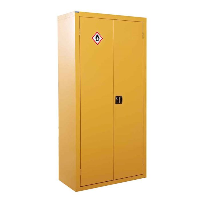 COSHH Cabinet 1800H x 900W x 460D 5 day delivery