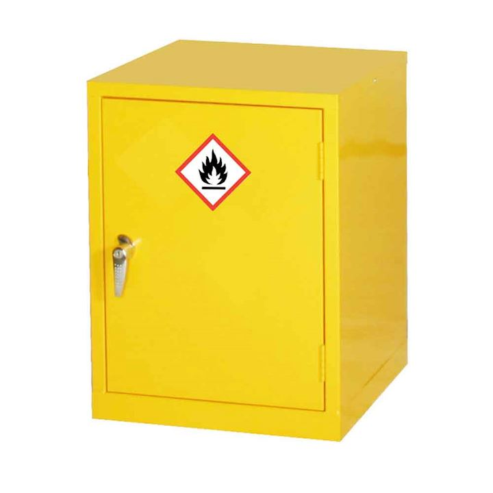 Mini Dangerous Storage Cupboard 10 Litre 610H x 457W x 457D by Elite