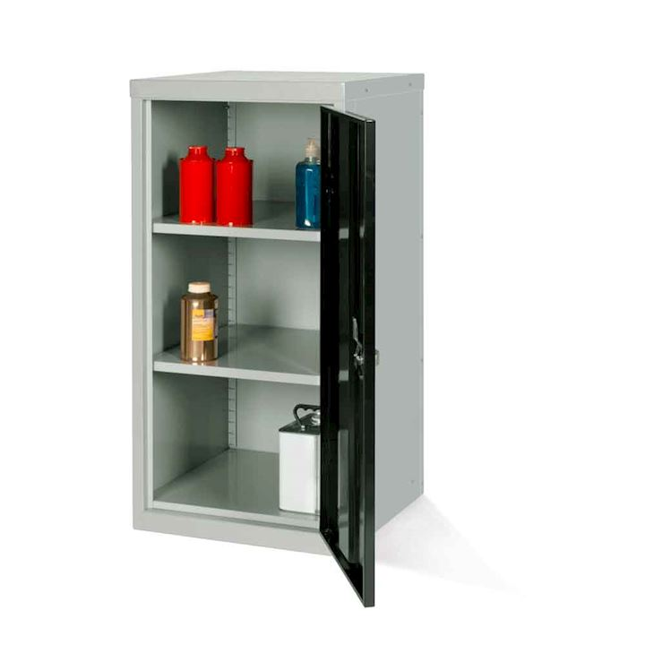 Small Cupboard Single Door 910H  x 457W x 457D