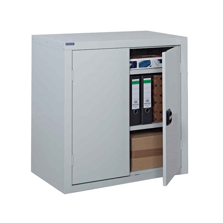 5 Day Delivery Office Cupboard 900H x 900W x 460D by QMP