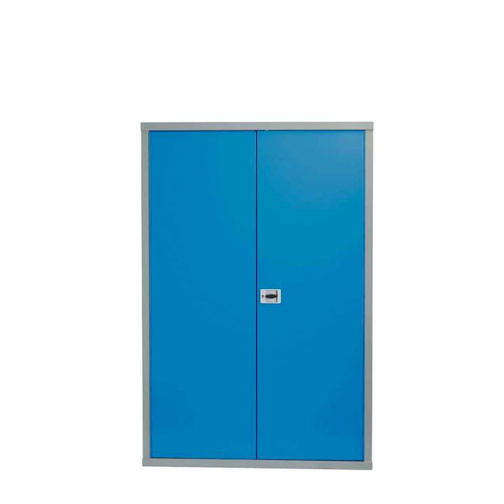 Heavy Duty Extra Wide Steel Cabinet 1800h x 1200w x 600d