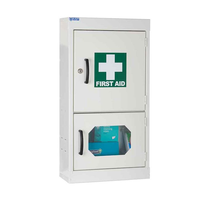 First Aid Cabinet Two Doors 710H x 380W x 160D