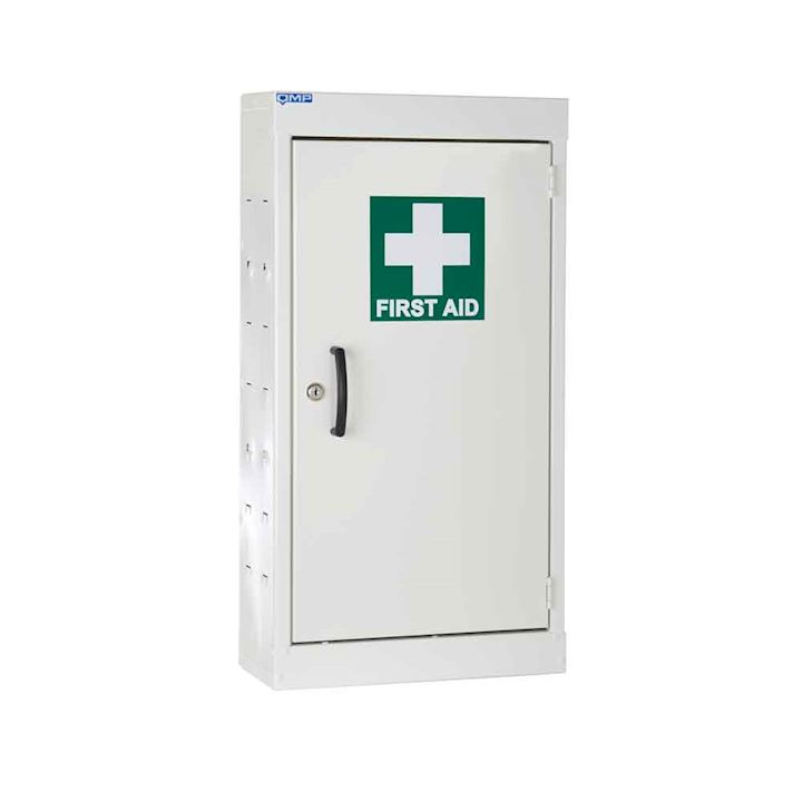 First Aid Wall Cabinet Single Door 710H x 380W x 460D