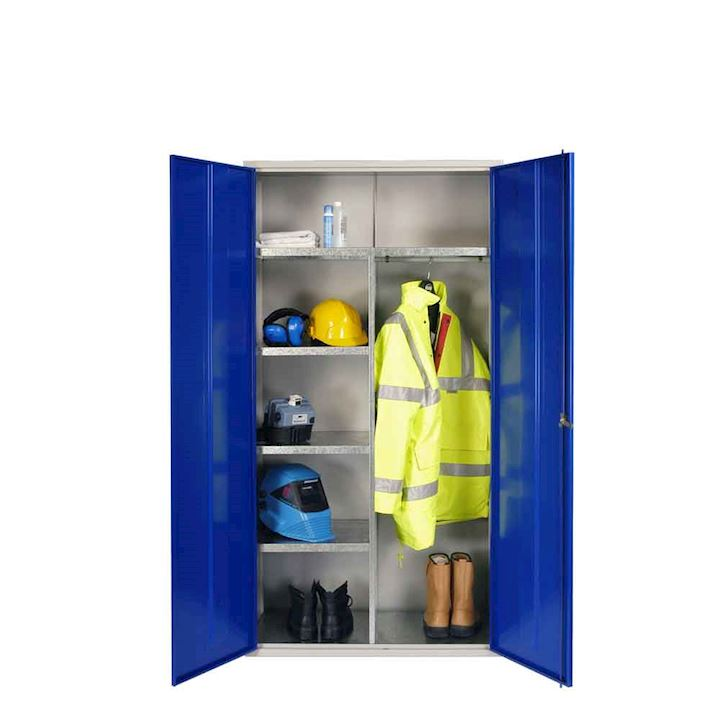 PPE Clothing & Equipment Cabinet 1830H by Elite