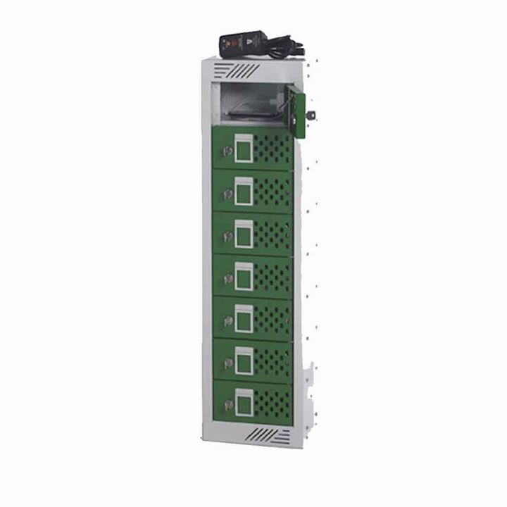 Express In Charge 8 Door Phone Locker - 3 Day Delivery
