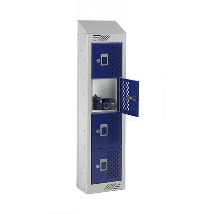 Express Delivery Four Door Phone Locker - 3 Day Delivery