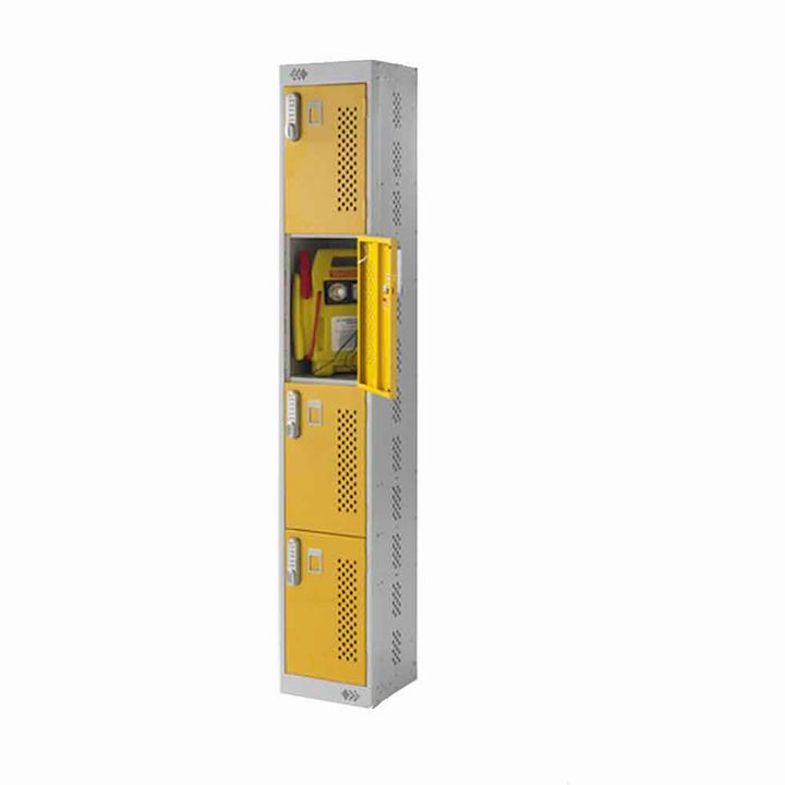 Four Door Charging Tool Locker - 3 Day Delivery