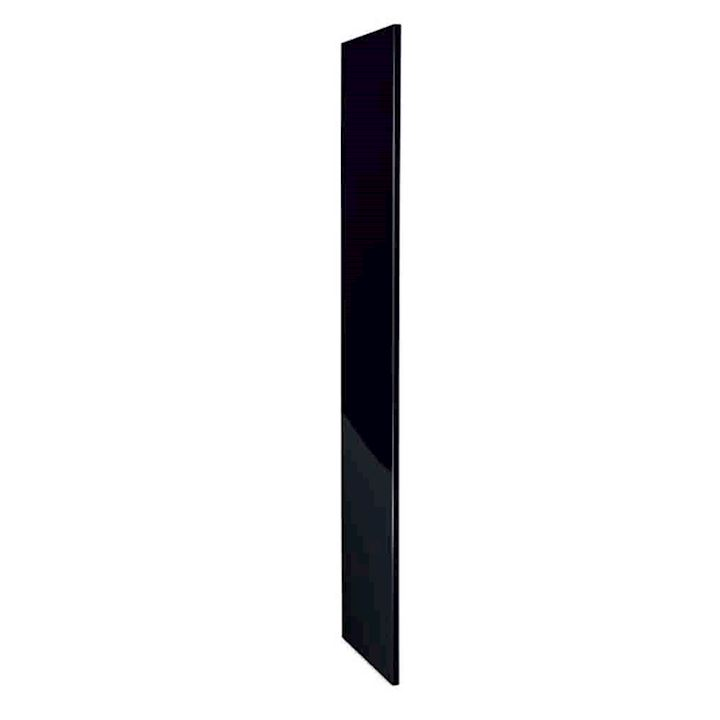Black Gloss End Panel
