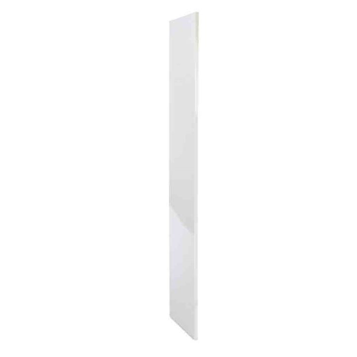 White Gloss End Panel