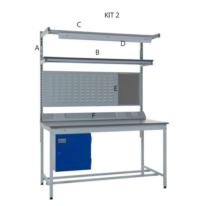 Industrial Workbench Kit 2