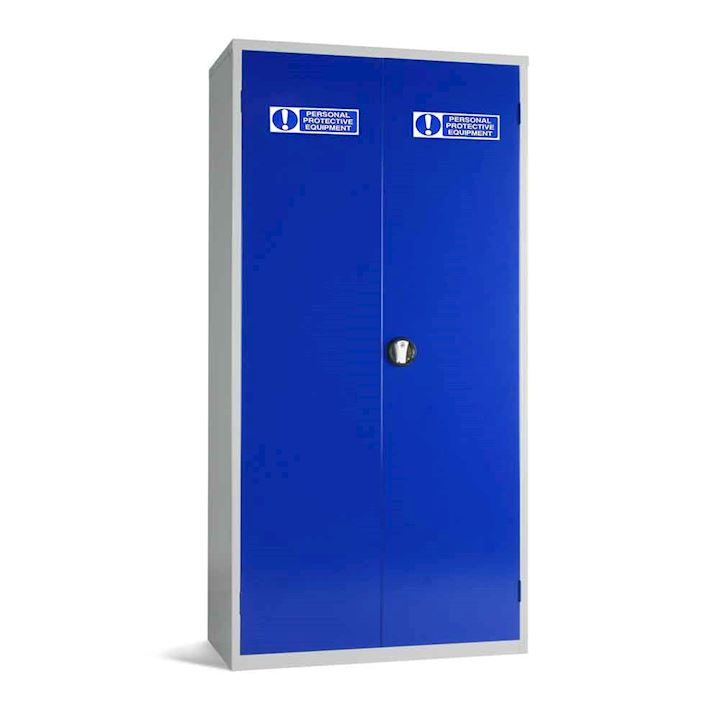 PPE Large Double Cabinet 1830H x 915W x 460D