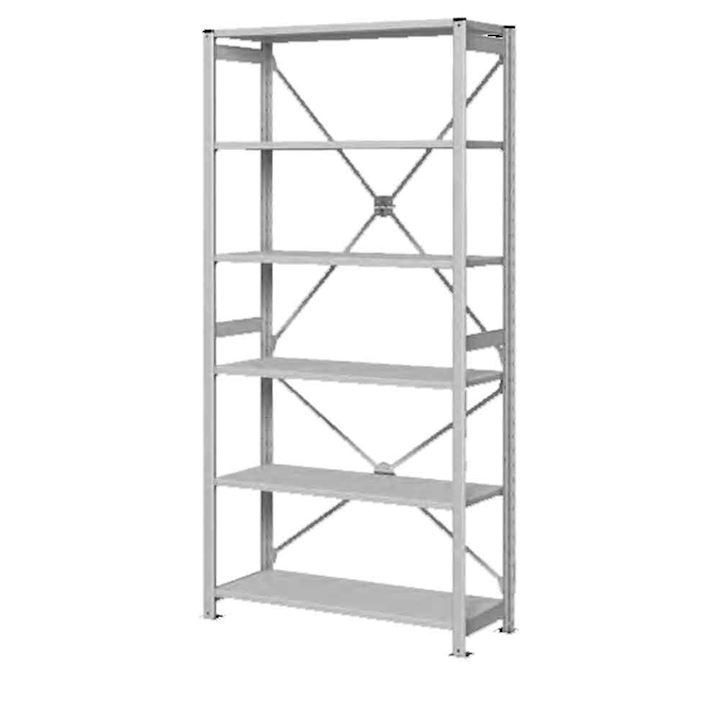Express delivery Heavy Duty Open Shelving by Euro 160kg