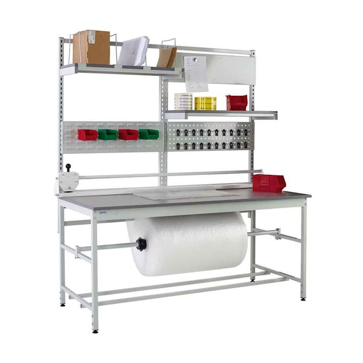 Pak Tek Individual Workbench Kit 1