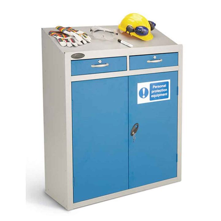 PPE Workstation Cupboard 1060H by Probe