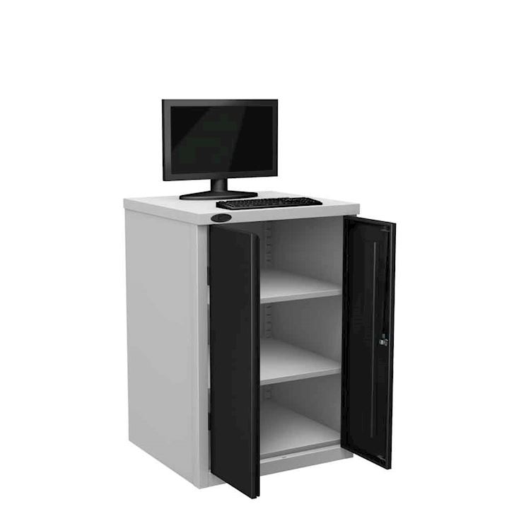 Computer Cupboard 950H x 650W x 620D by Probe