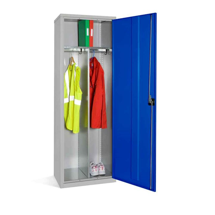 Slim Clothing Cupboard 610W by Elite