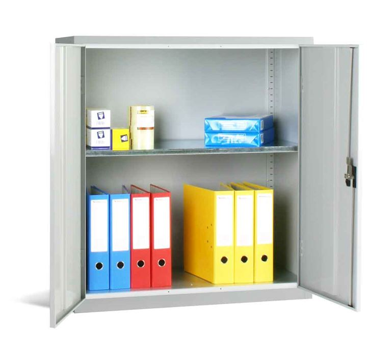 Small Cupboard Double Door 1000H x 915w x 457D