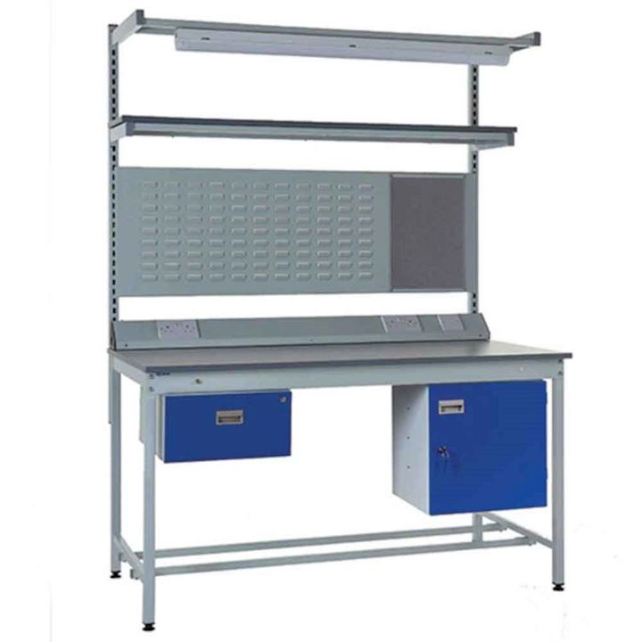 Industrial Workbench Kit 5 - 250kgs