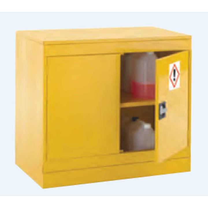 3 Day Delivery Hazardous Cupboard by Link 790H x 915W x 505D