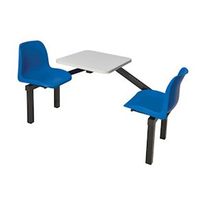 2 Seat Regular Canteen Furniture