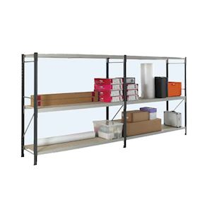 Quick Ship Longspan Shelving